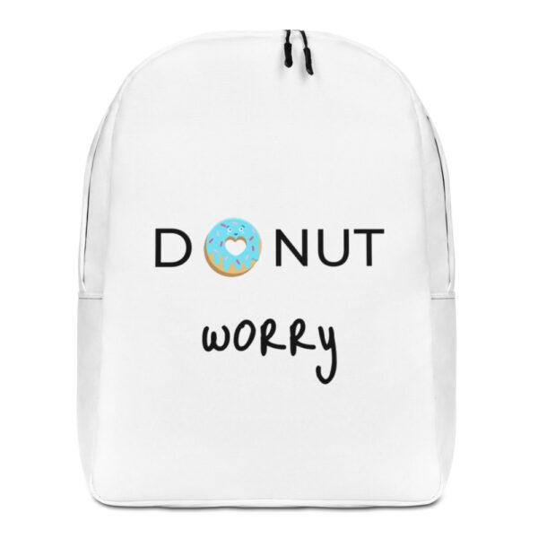 """Rucksack """"Donut worry"""""""