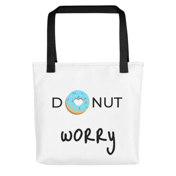"""Tragetasche """"Donut worry"""""""
