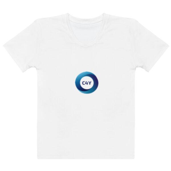 Damen-T-Shirt Club4You